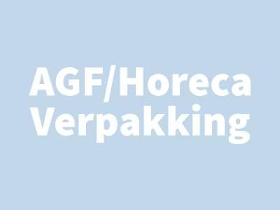 AGF/Horeca Verpakking